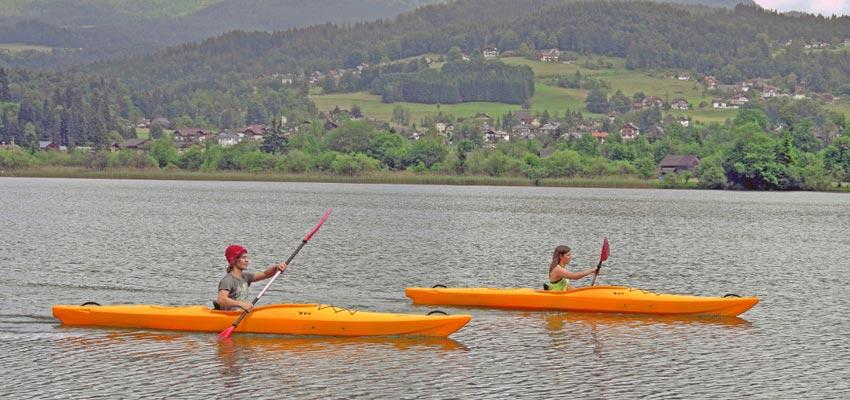 Kanuverleih - Touren & Kurse
